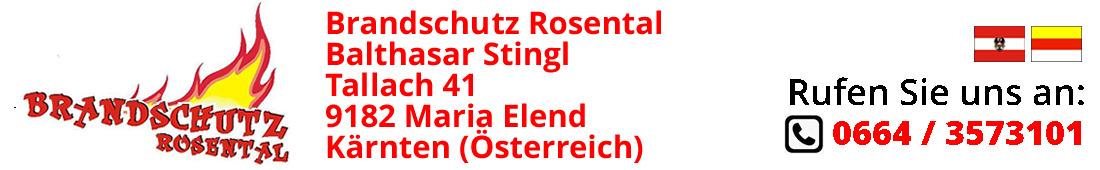 Brandschutz Rosental – Balthasar Stingl