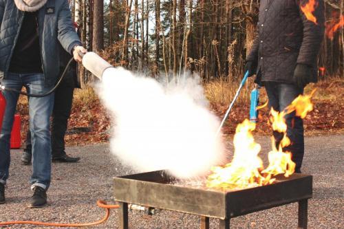 Brandschutzschulungen in Kärnten
